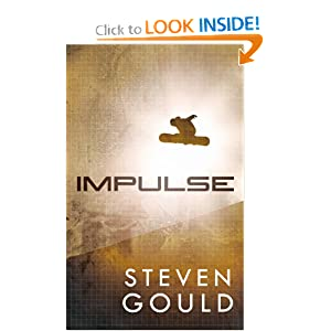 Impulse (Jumper) by Steven Gould