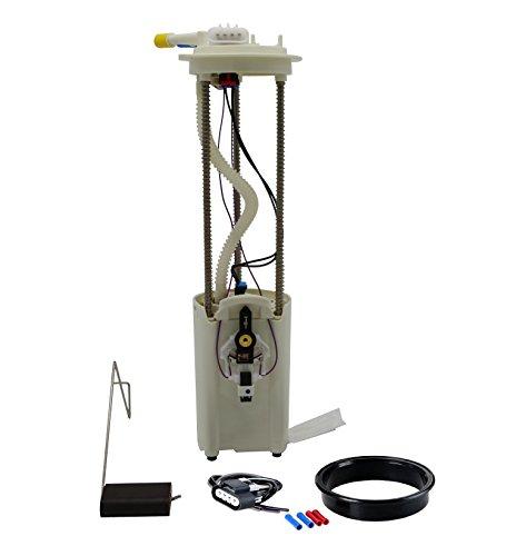 TOPSCOPE FP3501M - Fuel Pump Module Assembly E3501M for 1999 2000 2001 2002 2003 CHEVROLET SILVERADO 1500(HD), 2500(HD), 3500, 1999 2000 2001 2002 2003 GMC SIERRA 1500(HD), 2500(HD), 3500, C3 (Fuel Pump Gmc Sierra 2002 compare prices)