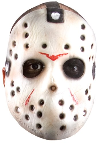 Rubie's Costume Co Friday The 13th Jason Voorhees Original Hockey Mask