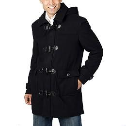 Merona Wool Duffle Jacket - Ebony : Target from target.com