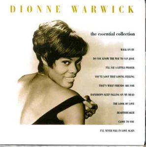 Dionne Warwick - The Essential Collection By Dionne Warwick (1996-12-31) - Zortam Music