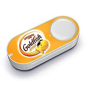 Pepperidge Farm Goldfish Crackers Dash Button by Amazon