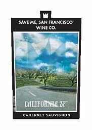 2014 Save Me San Francisco California 37 Cabernet Sauvignon 750 ml