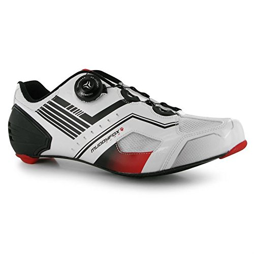 muddyfox-mens-rbs-carbon-cycling-shoes-cycle-trainers-mesh-panels-white-black-red-uk-7