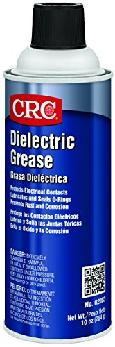 CRC 02083 Di-Electric Grease Spray, (Net weight: 10 oz.) 16oz Aerosol (Dielectric Spray compare prices)