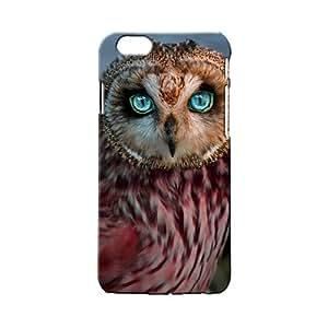 BLUEDIO Designer 3D Printed Back case cover for Apple Iphone 6/ 6s - G1447