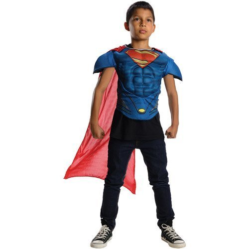 Superman Muscle Chest Child Costume (Size 4 -6)