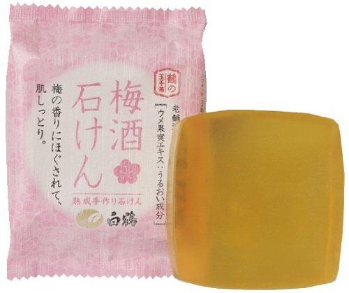 白鶴 梅酒石鹸 100g