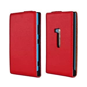 Pouch Case Cover for Nokia Lumia 920 Red: Cell Phones & Accessories