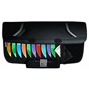 Click to buy Sun Visor CD Holder from Amazon!