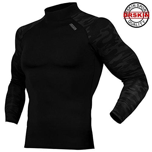 [DRSKIN] RSB-MBB93 UV Sun Protection Long Sleeve Rashguard men women XL (Sun Protection Fishing compare prices)