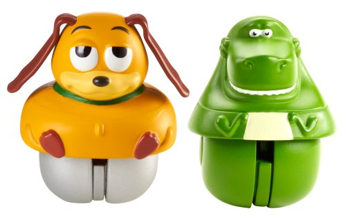 Disney Pixar Toy Story Zing'Ems - Rex & Slinky Dog 2-pack - 1
