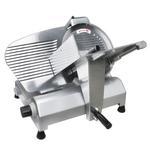 """Commercial Kitchen Food Slicer 12"""" Blade Meat Cheese Deli Ce 26Msc002-12-B1"""