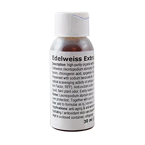 Edelweiss Extract - 1.0floz / 30ml (Edelweiss Extract compare prices)