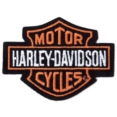 Classic Bar & Shield Patch - Medium - Harley-Davidson