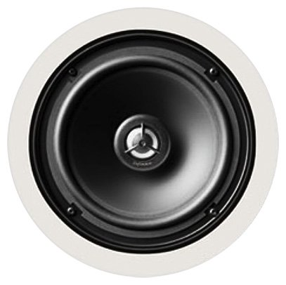 Definitive Technology Contractor Pack Of Uiw63/A Round In-Ceiling Speakers (8/Box, White)