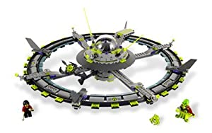 Lego Alien Conquest: Alien Mothership (416 pcs) Style# 7065