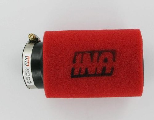 "Uni 2 1/4"" ID Angled (57mm) Two-Stage Pod Filter 6"" Length UP-6229AST"