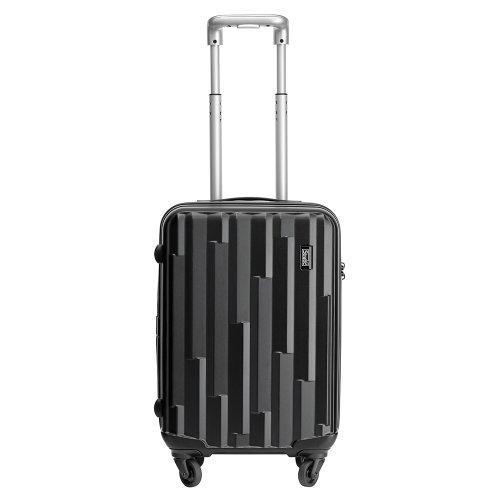 Stratic(ストラティック)[Cliff]スーツケースS ラグジュアリーブラック(3-9546-55-001)
