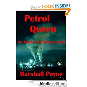 Petrol Queen (The Battle for Amel-Gar, Book 1)