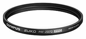 OLYMPUS ZUIKO DIGITAL プロテクトフィルター 72mm ZEROコーティング PRF-ZD72 PRO