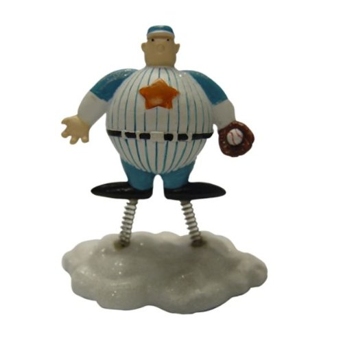 Miracle on 34th Street Decorative Figurine Exclusive Collection Baseball Player