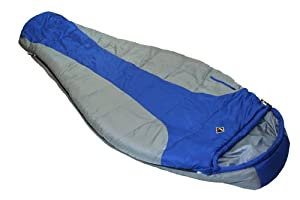 Ledge Sports Featherlite +20 F Degree Ultra Light Design Ultra Compact Sleeping Bag 84 X 32 X 20