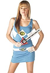 The Power Rangers Tunic Tank Dresses with Socks