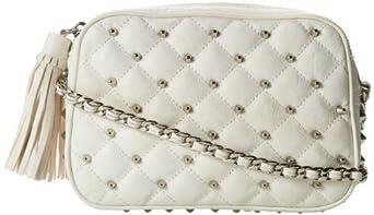 Rebecca Minkoff Flirty Shoulder Bag,White,One Size