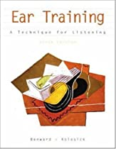 Ear Training: A Technique for Listening w/ Audio CD