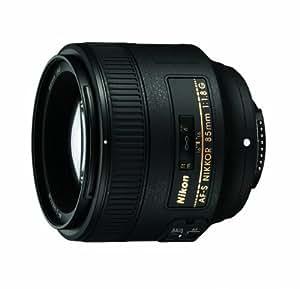 Nikon 85mm f/1.8G Auto Focus-S NIKKOR Lens for Nikon Digital SLR Cameras - Fixed