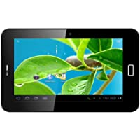 Datawind Ubislate 7C+ Tablet (WiFi, 3G via Dongle, Voice Calling)