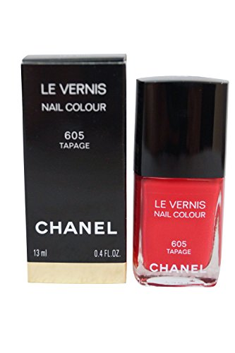 Chanel TAPAGE, Nagellack,605, 13ml, NEU Roter Frühling 2014,limitiert