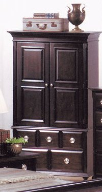 Acme Amherst Tv Armoire In Espresso 01797 front-941267