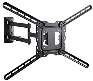 videosecu 24 long arm tv wall mount low. Black Bedroom Furniture Sets. Home Design Ideas