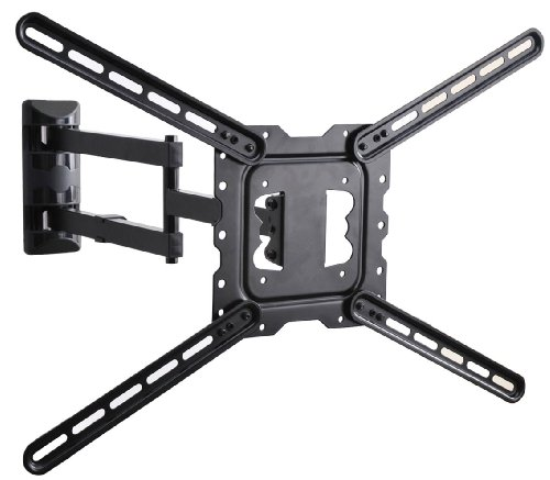 VideoSecu Long Arm TV Wall Mount Low Profile