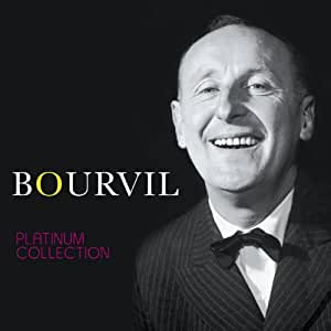 Platinum Collection : Bourvil (Coffret 3 CD)