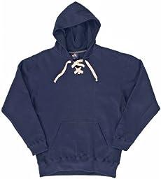 J.America Men\'s Sport Lace Hooded Fleece