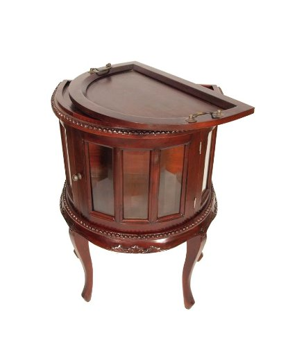 Teeschrank-halb-rund-Schrank-aus-Mahagoni-Holz-Tea-Cab-17