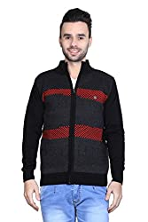 Bravezi Full Sleeves Woollen Sweater