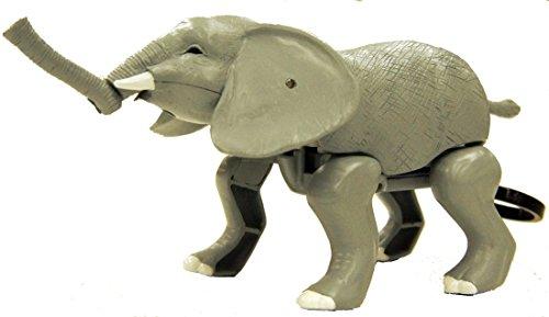 野生の王者 ワイルドキング 最強アタックフィギュア アフリカゾウ