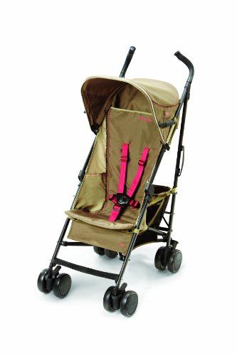 Baby Cargo 100 Series Lightweight Umbrella Stroller, Army/Taffy