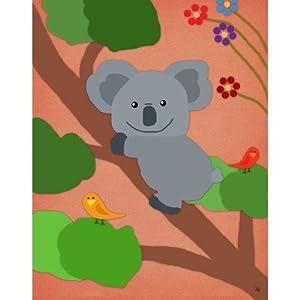 Koala Canvas Art