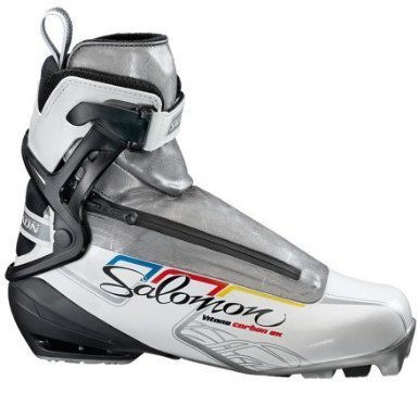 "SALOMON,Damen Skating Langlaufschuh ""Vitane Carbon Skate"" [UK 7,5 / EU 41, weiß]"