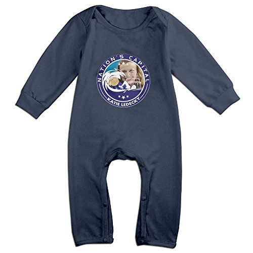 MoMo Swimmer Number1 Katie KidsToddler Romper Bodysuit Outfits 18 Months Navy (Katie Sharp compare prices)