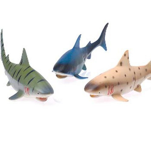 Assorted Design Bathtub Toy Shark