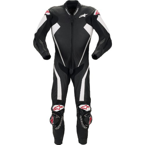 Race Replica Suit Black EURO Size 60 Alpinestars 315608-10-60