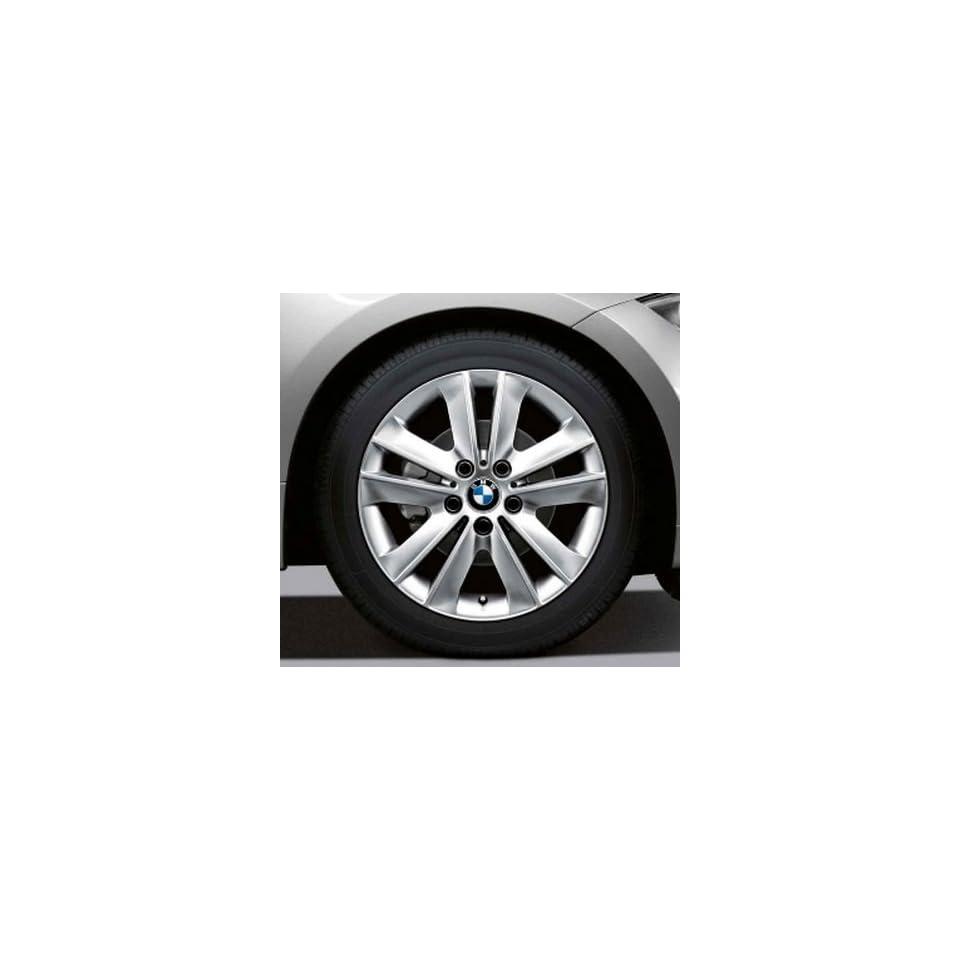 BMW Genuine 17 light alloy Wheel Rim V spoke 141 128i 135i 128i 135i E82 E88