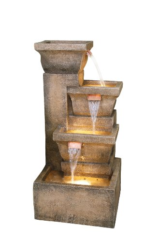 Bond Y98881 Ashboro 33 inch Zen Fountain (Discontinued by Manufacturer)