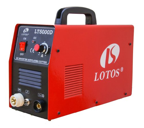 Check Out This LT5000D Lotos LT5000D 50A Air Inverter Plasma Cutter Dual Voltage 110/220VAC 1/2 cle...